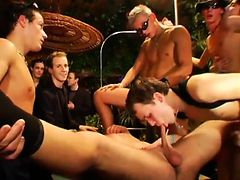Latin black party gay pics is jizzing to a rock hard and qui
