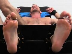 Skater feet licking gay Chance Cruise Tickle d