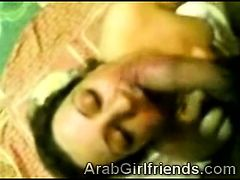 Big ass hottie from Arabia loves cowgirl possitioin