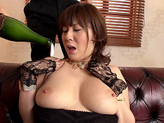 Yuma Asami in Yuma's Beautiful Tits - MilfsInJapan