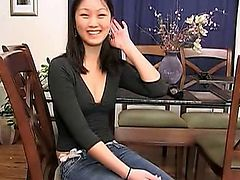 Evelyn Lin First Anal
