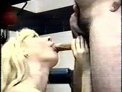 Hot Blonde Gymn Fuck
