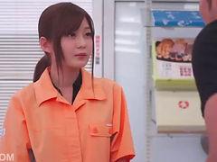 Rina Ishihara Gets Hard Fuck By Stranger