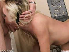 Jeanie Marie Fish-Hook Deepthroat