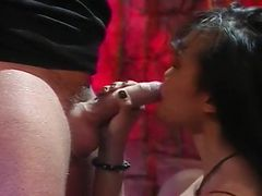 Sexy Asian Slut Loves Getting Her Mouth Juiced